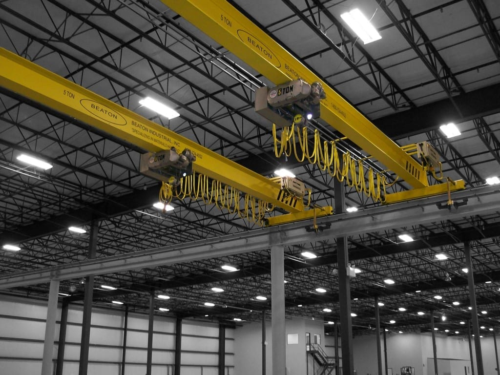 Bridge Cranes Overhead Cranes Workstation Crane