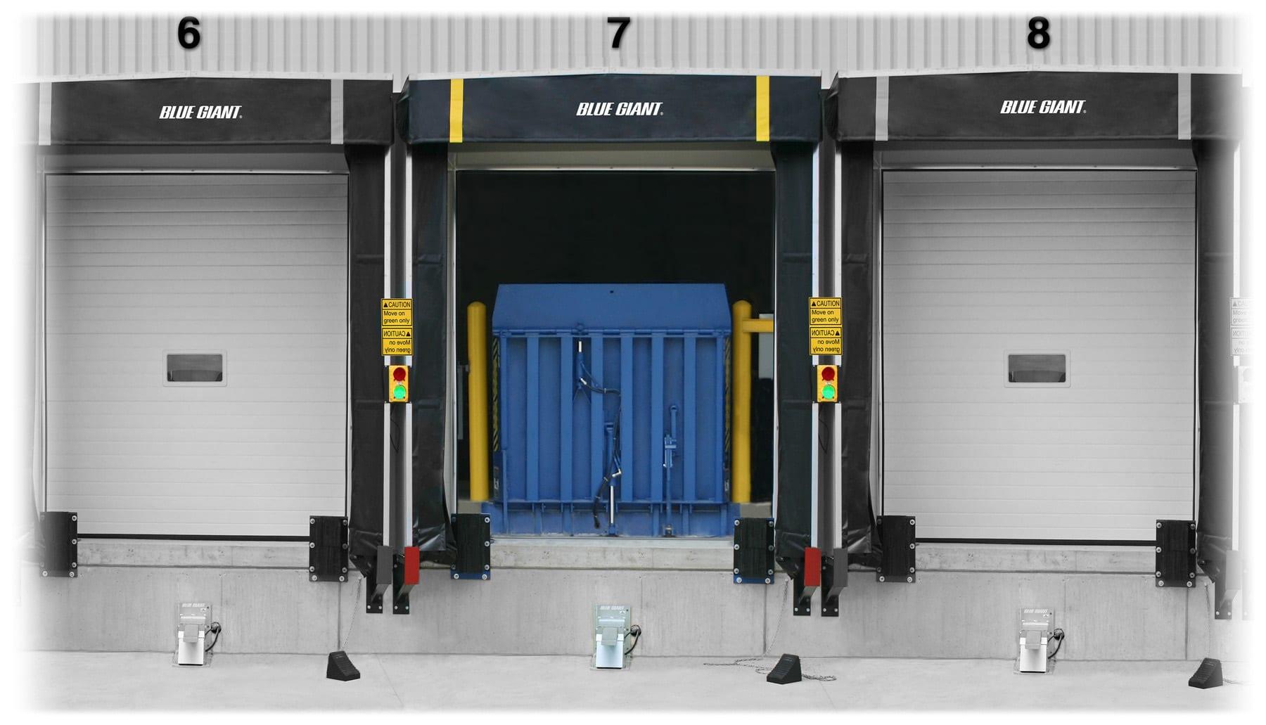 loading dock equipment dock levelers dock lifts seals Loading Dock Levelers Electric dock equipment2 loading dock equipment