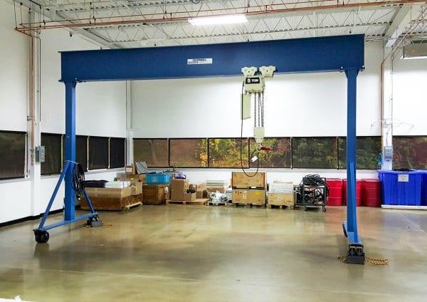 Home Garage Overhead Crane Dandk Organizer