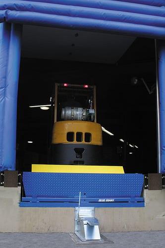 Hydraulic Dock Leveler Houston Texas