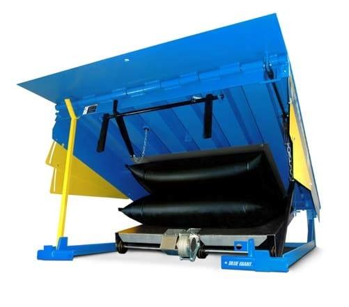 Air Bag Loading Dock Leveler
