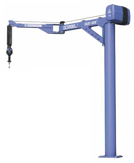 Easy Lift Assist Arm : Gorbel easy arm beaton industrial inc