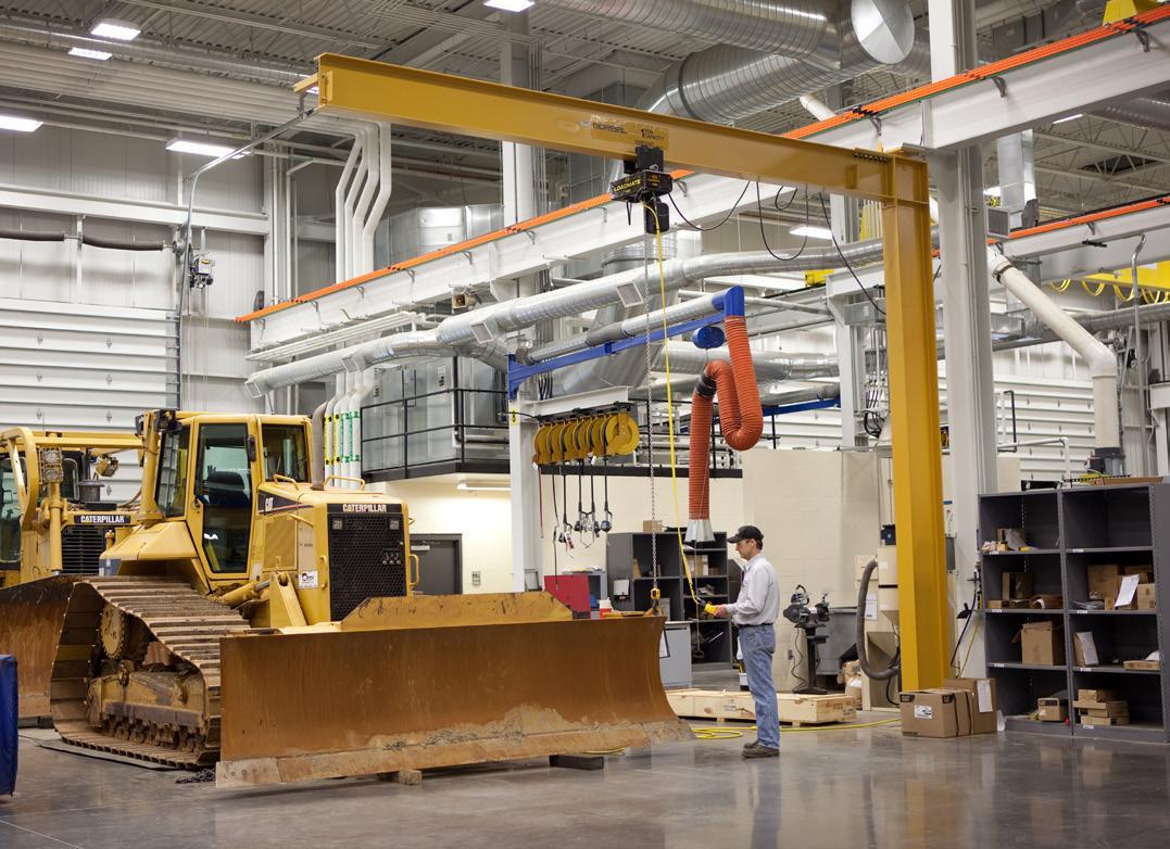 Jib Crane Usage : Jib crane specifications drawings pricing