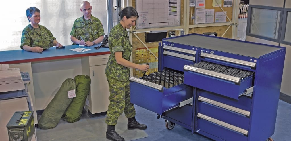 Rousseau Weapons Storage 1