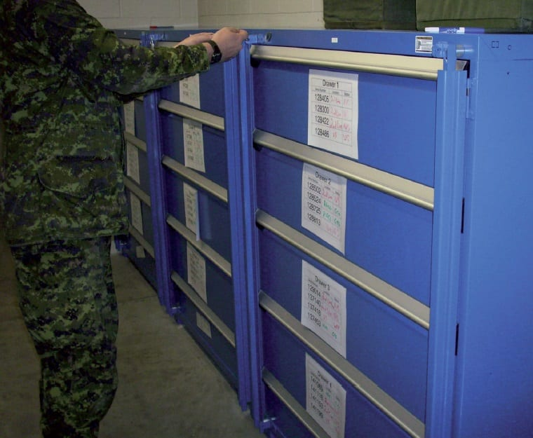 Rousseau Weapons Storage 3