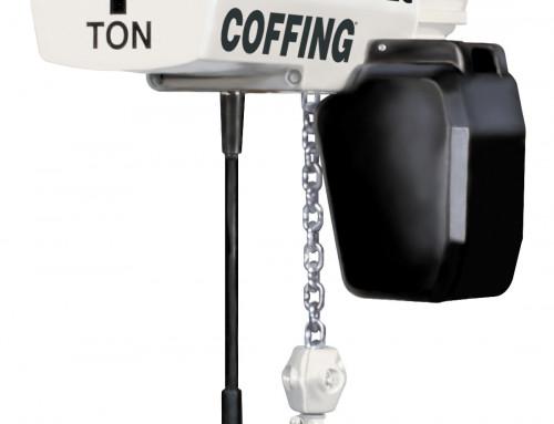 Coffing JLC Series Electric Chain Hoist