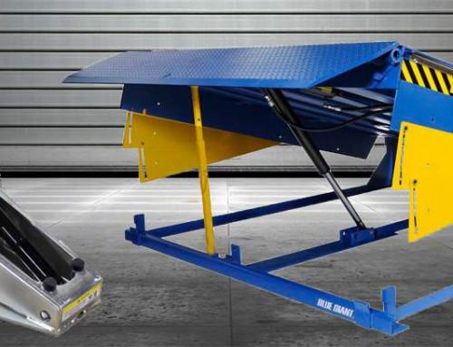 Houston Dock Levelers – Hydraulic – Mechanical