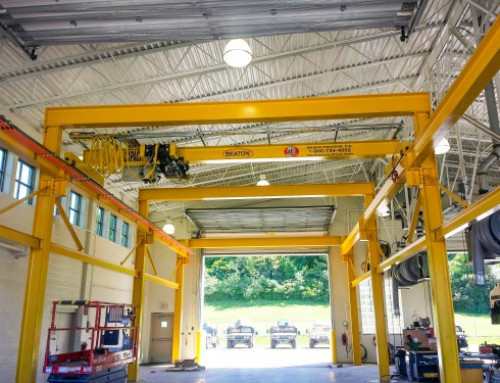 Overhead Cranes for the Military