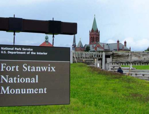 Fort Stanwix National Monument Receives a New Mezzanine