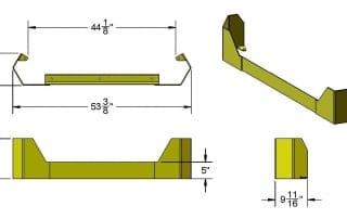 Steel Column Protector
