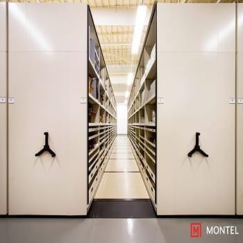 Montel Mobilex Mobile Shelving