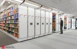 College High Density Storage