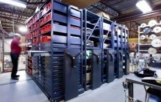 Montel Rack&Roll Mobile Storage 2