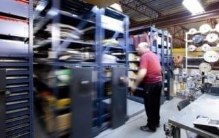 Montel Rack&Roll Mobile Storage