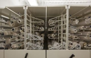 Museum High Density Storage