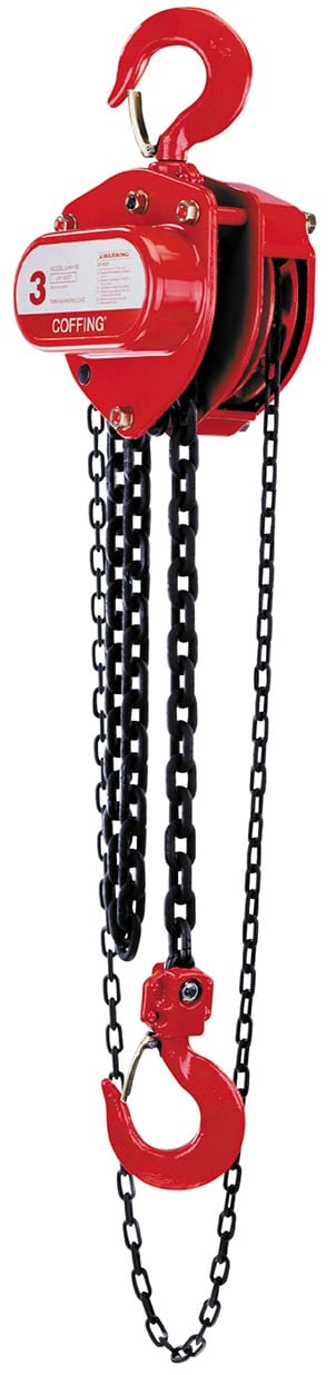 Coffing LHH Chain Hoist