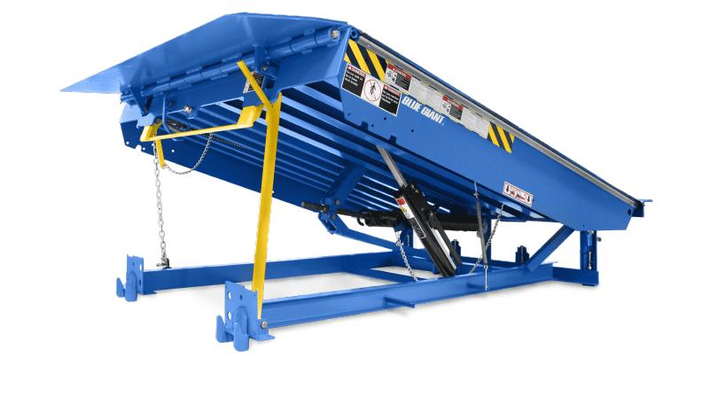 Mechanical Dock Leveler - Blue Giant